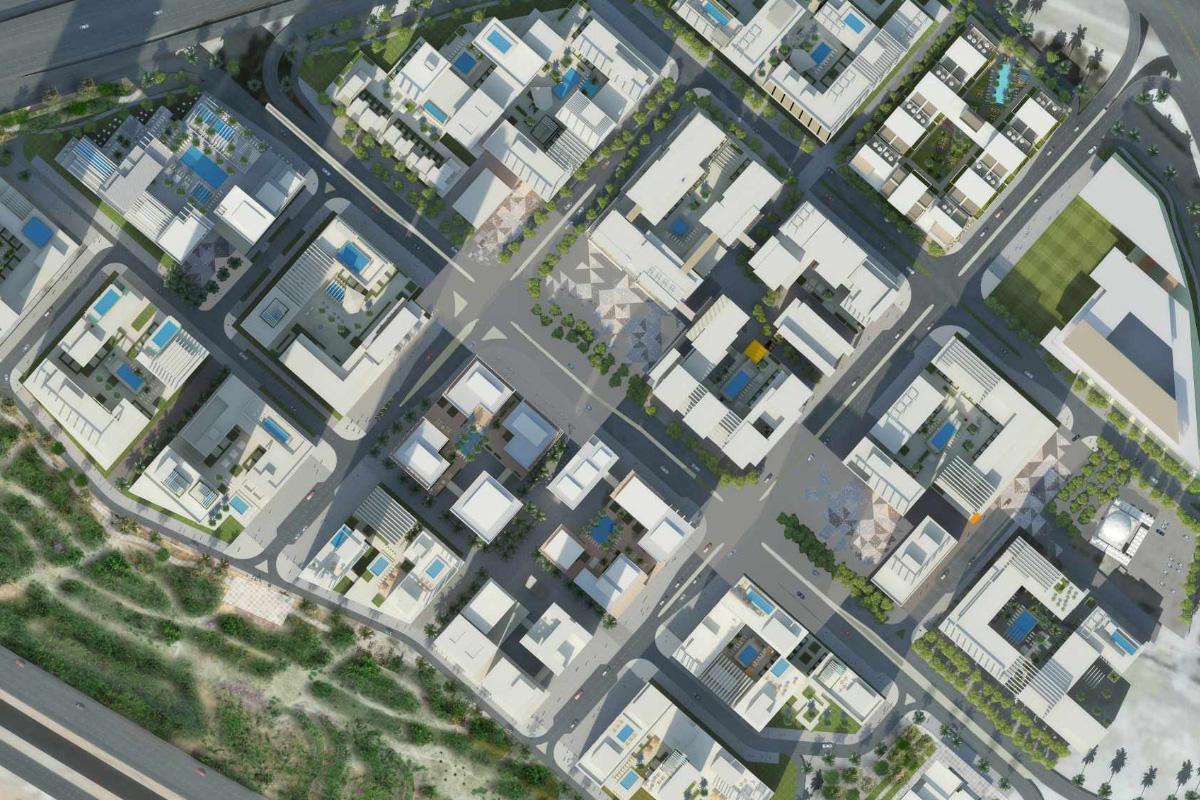 Urban planning industry